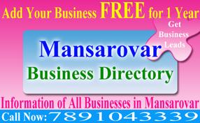 Free Listing in Mansarovar Directoy