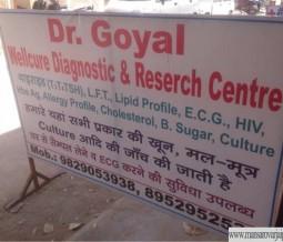 Dr. Goyal Wellcure Diagnostic Centre